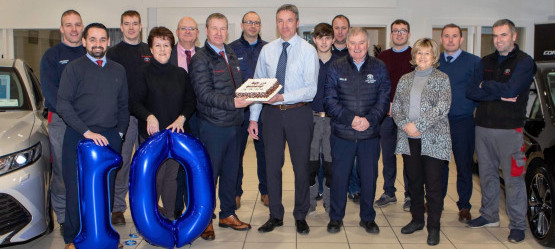 John Kennedy Motors 10th Anniversary